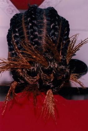Tresses Sénégalaises