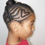 Nattes1 dans coiffure enfant