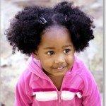 Enfants aux cheveux afro, crépus, frisés,Bouclés : Comment les rendre doux dans coiffure enfant children-hairstyle1-150x150